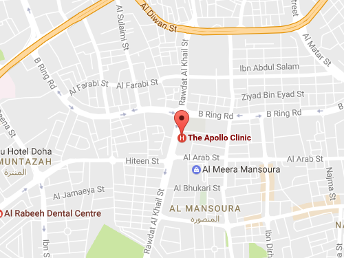 Apollo Clinic Qatar
